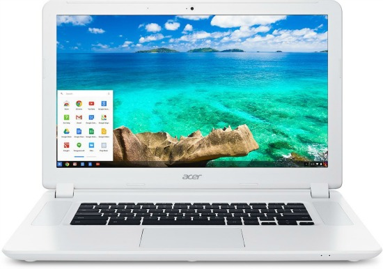 acer chrome notebook