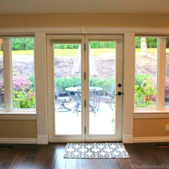Curtains For Kitchen Windows Prefab Countertops Window Treatments Patio Doors: Curtains, Blinds ...