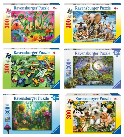 ravensburger puzzles for kids