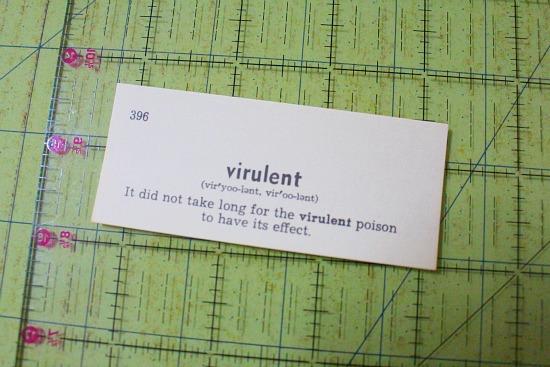 virulent