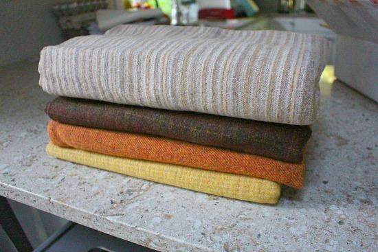 wool for rug hooking