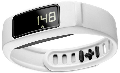 Garmin - vívofit 2 Activity Tracker - White