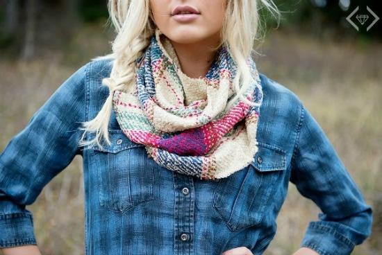 palid scarf