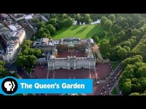 the queens garden