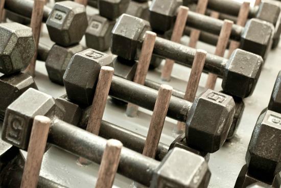weights dumbells