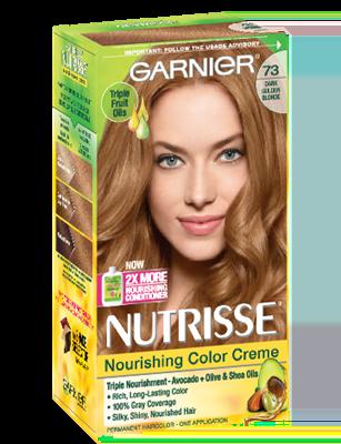 garnier haircolor