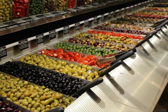 olive bar main and vine