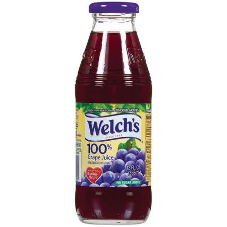 Welchs Single Serve Juice