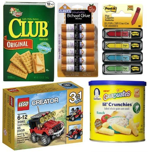 club crackers