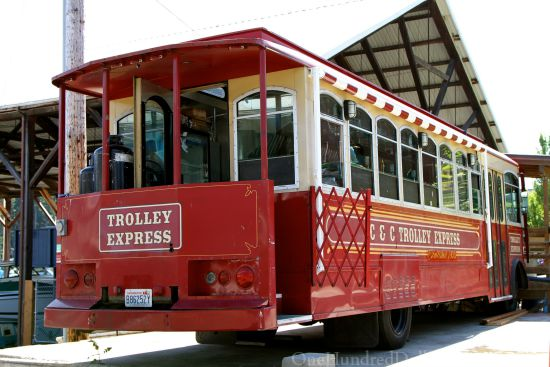 gig harbor trolly