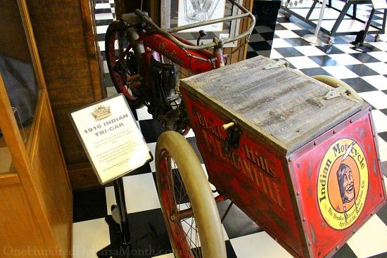 indian motorcycle Sturgis Motorcycle Museum