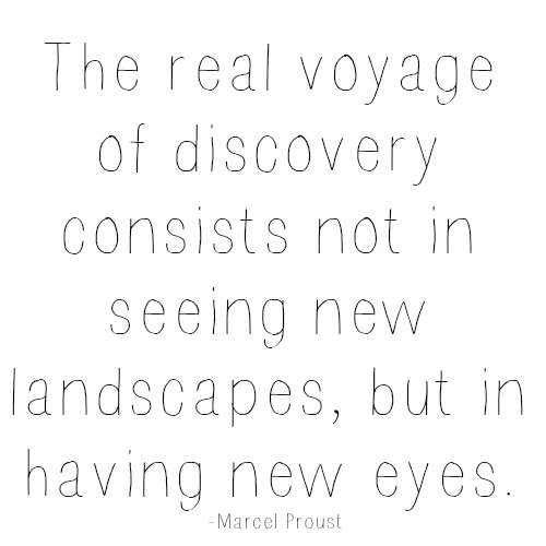 quotes - the real voyage of