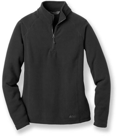 REI Quarter-Zip Fleece Pullover - Women's