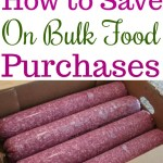 52 Ways to Save $100 a Month | Buy In Bulk {Week 34 of 52}