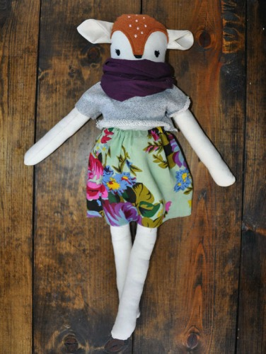 fawn-doll