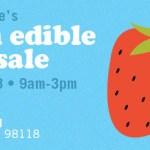Tilth Alliance's March Edible Plant Sale