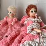 My First Clue Should Have Been the Dolls with Crocheted Dresses Sitting in the Window