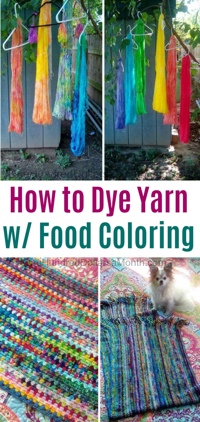 Show Me Your Hobby - Vicki Shares How She Dyes Yarn with ...