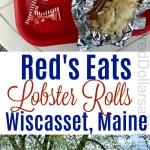 Red's Eats in Wiscasset, Maine