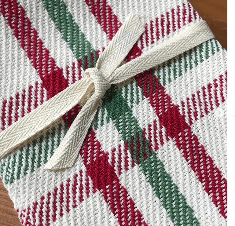 A Maryland Christmas Flour Sack Kitchen Towel David Price 12 Days Of Xmas