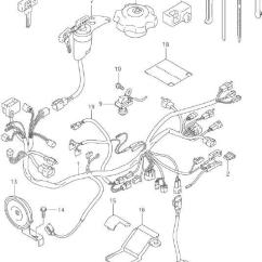 Drz400 Headlight Wiring Diagram Traffic Light Controller Circuit Harness Switch View Detailed Images 1