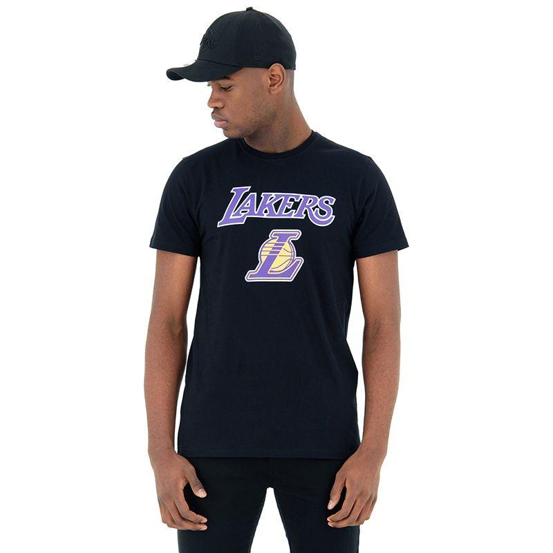 Purple Los Angeles Lakers T Shirt . New Era Men S Los Angeles Lakers T Shirt Black Purple Oneills Com