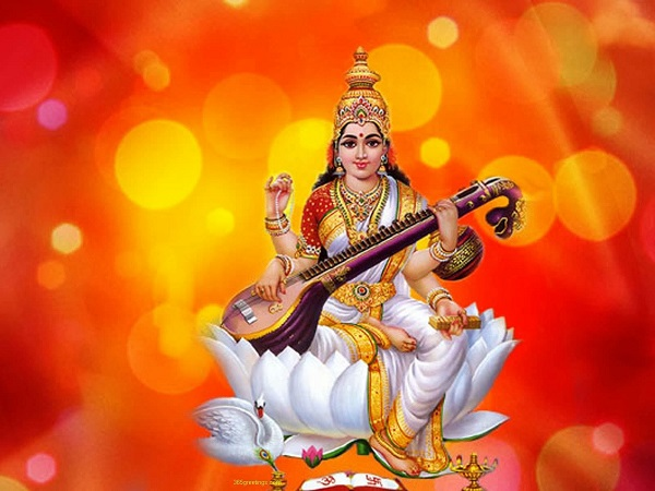 Maa Tara Wallpaper Hd Gujarat Circular To Hold Saraswati Vandana Stirs