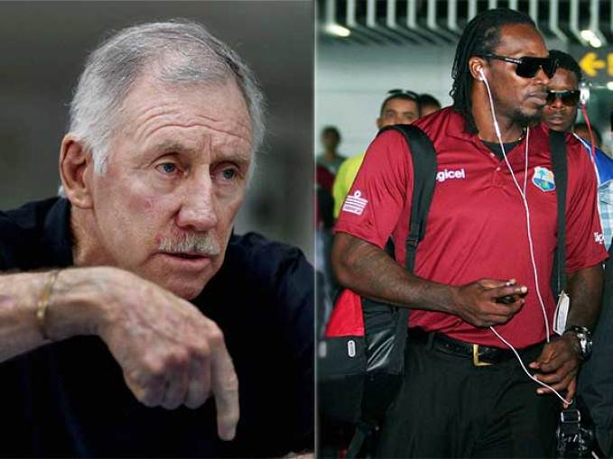 Image result for chris gayle ian chappell
