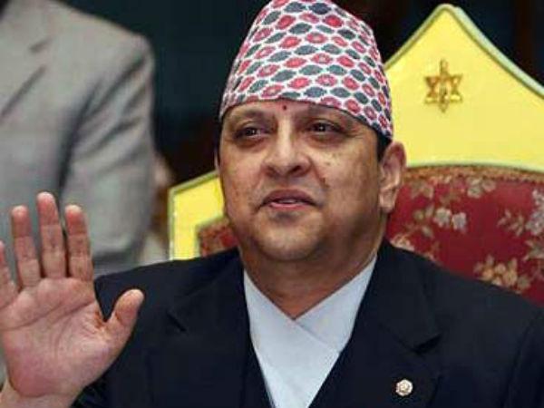 Image result for King Gyanendra