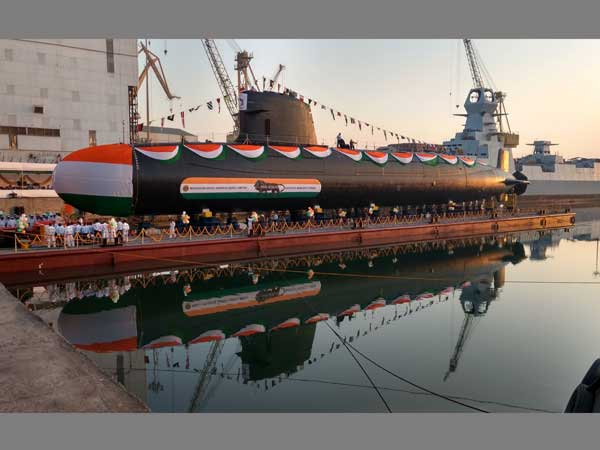 INS Khanderi includes superior stealth