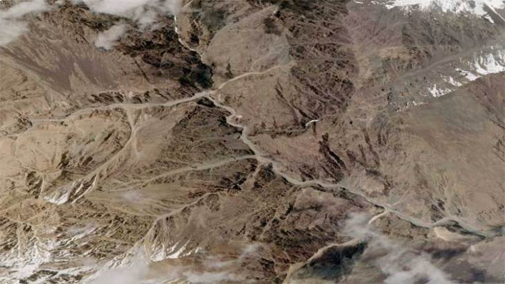 Galwan Valley is named after whom; Galwan Valley map, location, India-China  dispute explained - Oneindia News