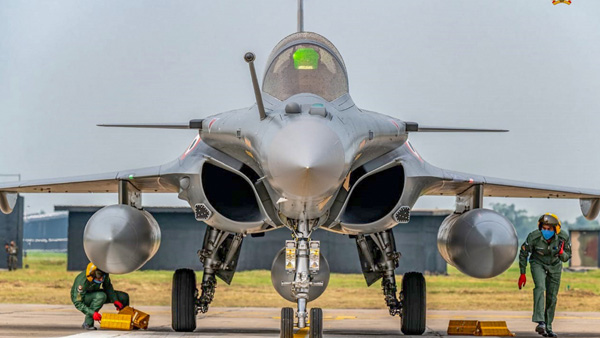 India is preparing to equip more Rafale: the IAF team in France