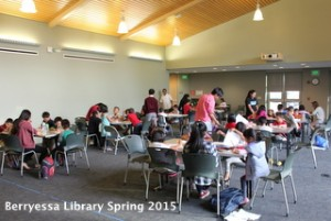 Berryessa Library Spring 2015 Photos