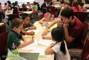 Almaden Library Spring 2015 Session