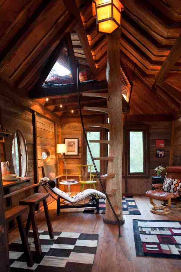 Whimsical Treetop Sanctuary Crystal River