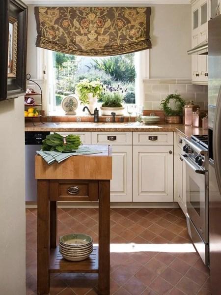 small kitchen with island design ideas Small Kitchen Island Designs-32-1 Kindesign