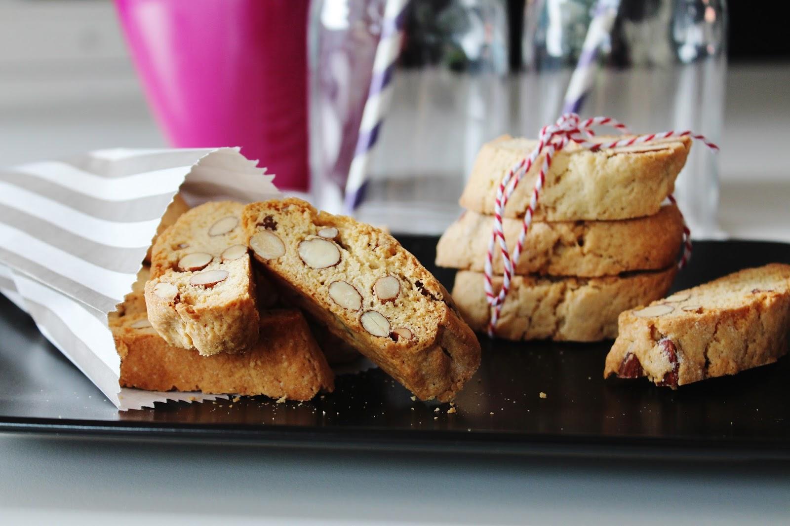 Biscotti Med Vanilje