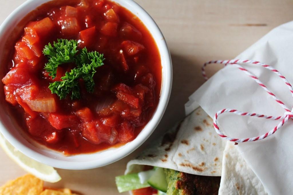 Lækker Hjemmelavet Salsa - Opskrift På Salsa