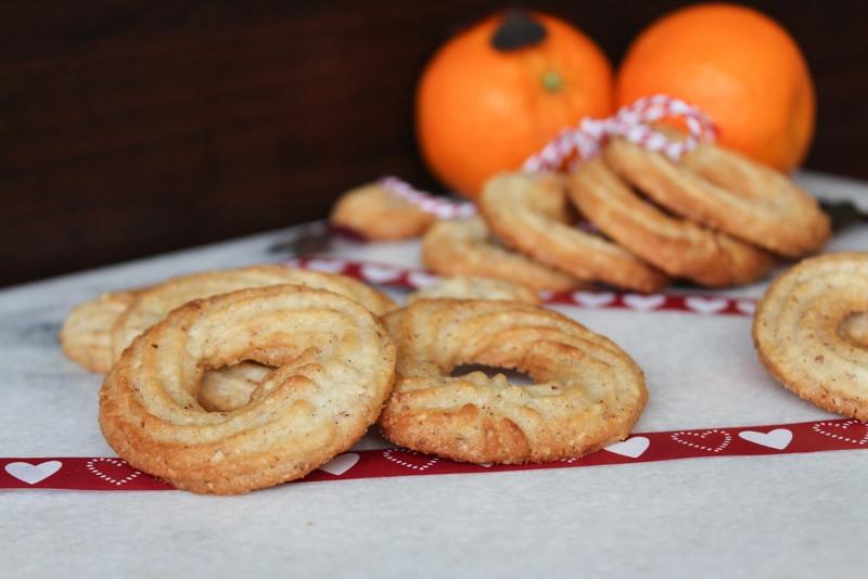Danish Vanilla Cookies