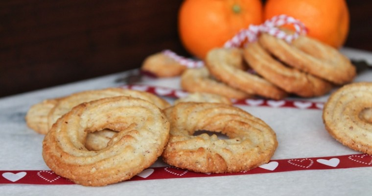 Danish Vanilla Cookies