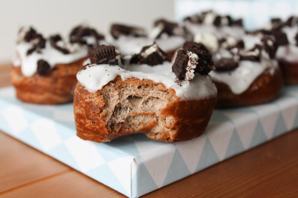 """Oreo Donuts """"Doughnuts"""""""