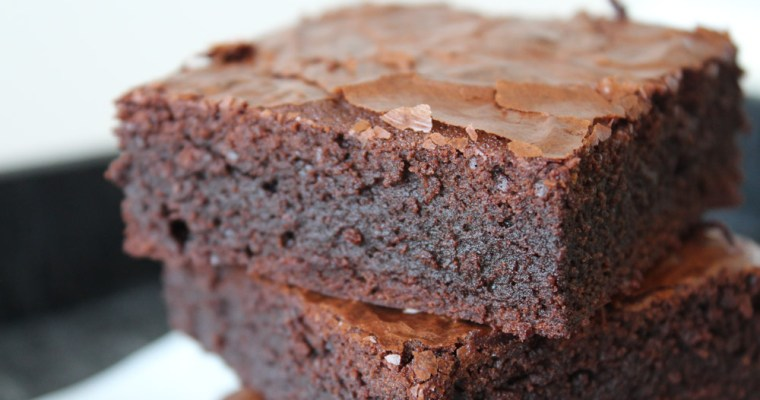 Fudgy Chocolate Chip Brownies