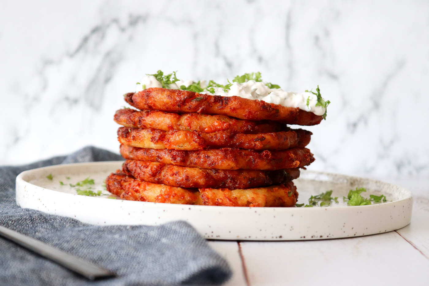 Sprøde Kartoffelpandekager Med Ost – Opskrift På Kartoffelpandekager