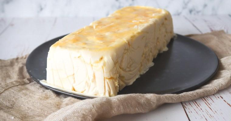 Vanilje Parfait Med Ananassirup – Københavnerstang Inspireret Dessert