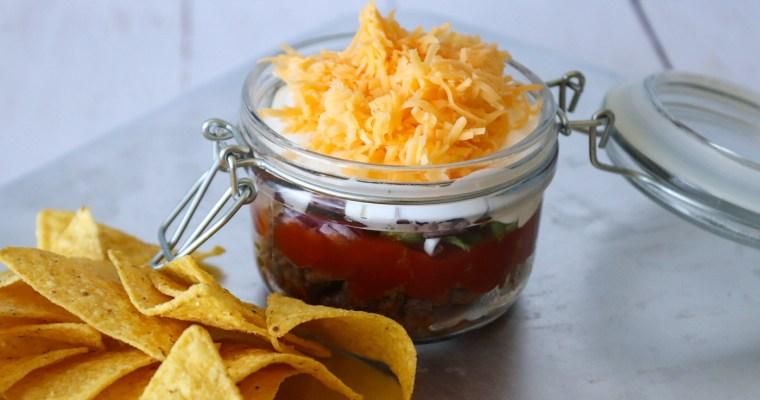 Taco Dip – En Dip Med Det Hele