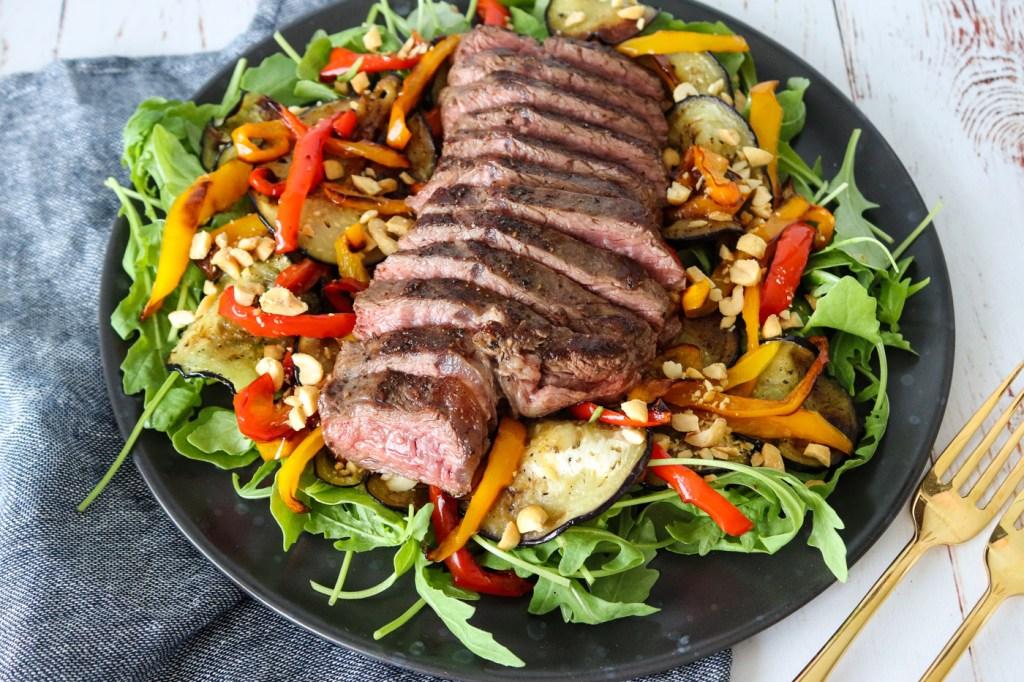 Salat med nyretapper