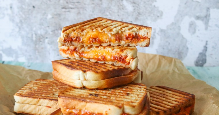 Sloppy Joe Toast – Toast Med Kødsauce Og Cheddar – Opskrift På Toast