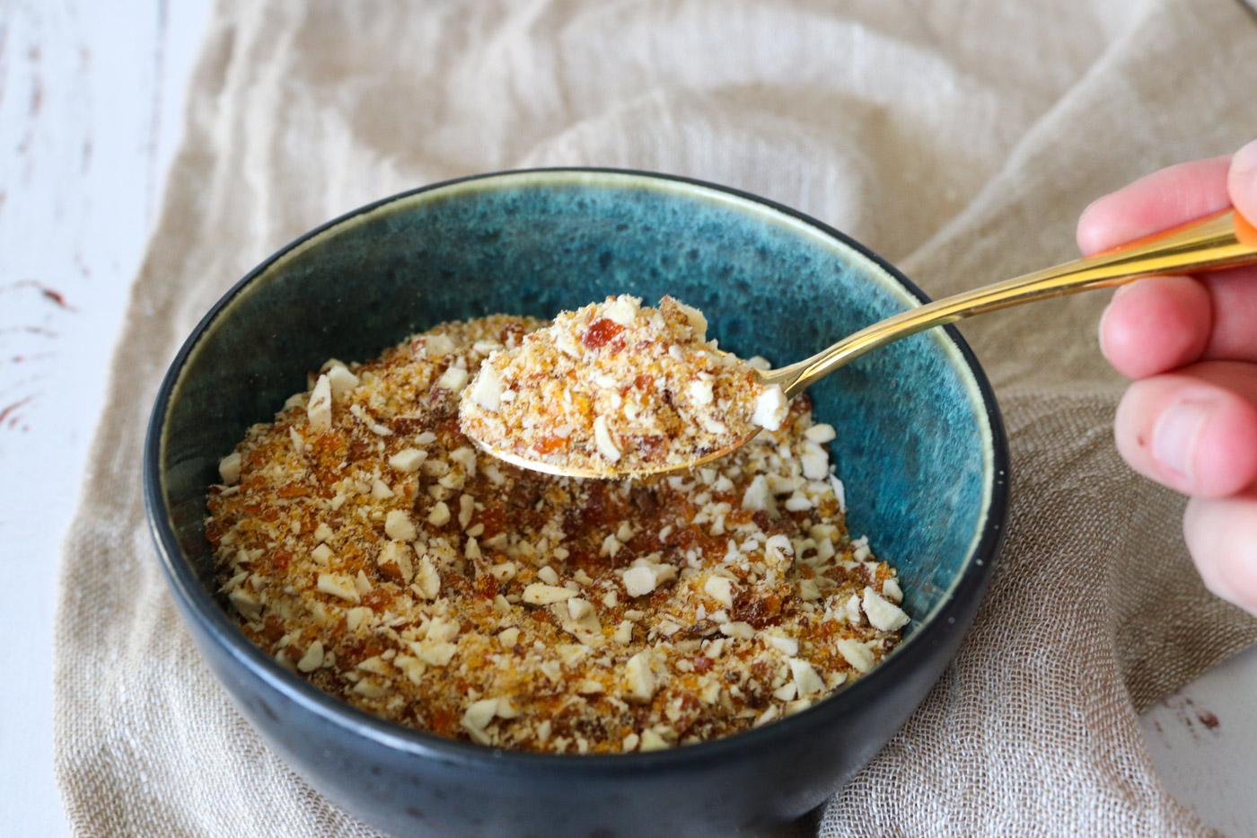 Hjemmelavet Mandelkrokant – Mandelkrokant Til Desserter Og Is
