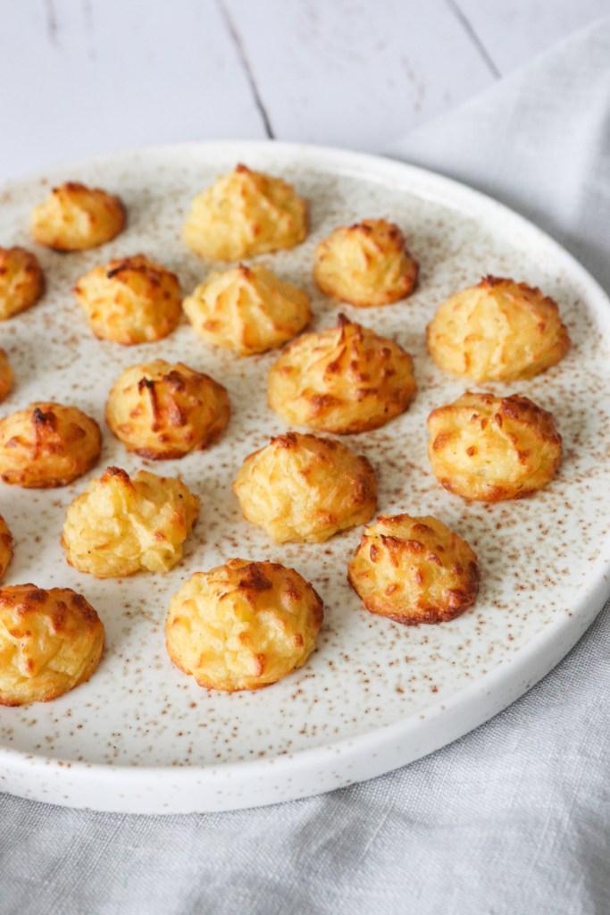 Kartoffelmos Med Pikantost - Kartoffelmostoppe