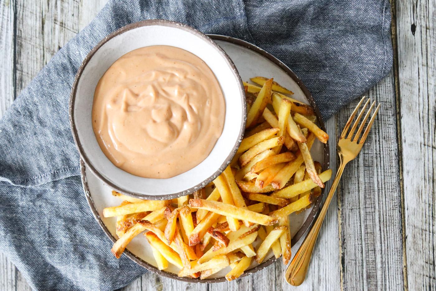 BBQ Mayonnaise På 1 Minut – Hjemmelavet Mayo Med BBQ Sauce